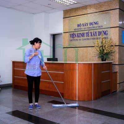 Dịch vụ dọn vệ sinh công nghiệp tại Hà Nội