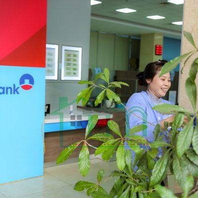 Tạp vụ ngân hàng